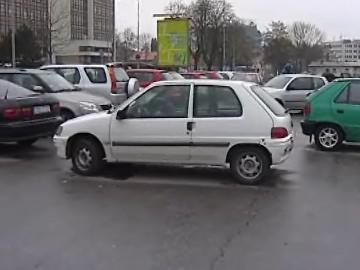 Parkoviště na ulici Veveří má být zpoplatněné