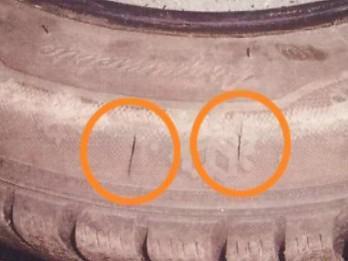 Propíchnutá pneumatika
