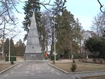 Památník v Kr. Poli