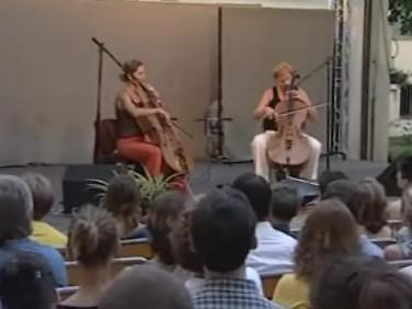 hudební produkce v centru Brna