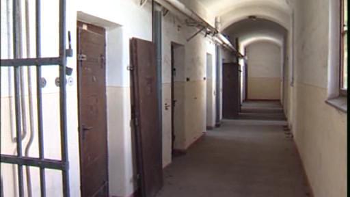 bývalá komunistickáí věznice v Uherském Hradišti