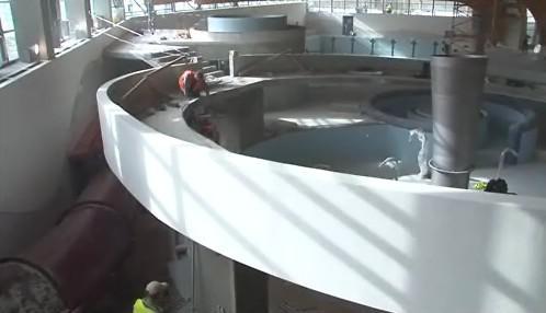 bazén v Kohoutovicích