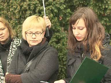 Pietní akce v Brně