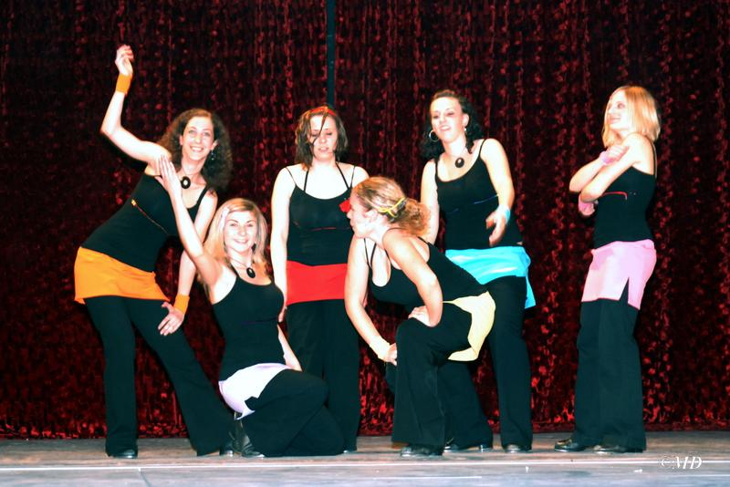 Taneční skupina NOFEET