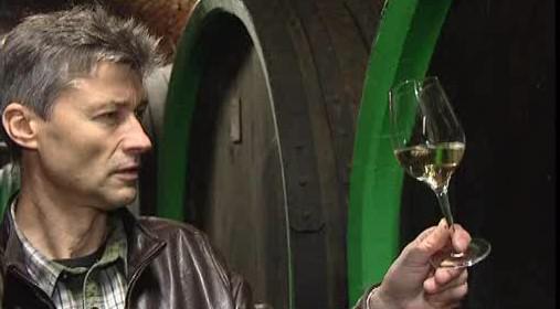 oceněný vinař Radomil Baloun