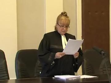 Soudkyně zpravodajka Ústavního soudu Ivana Janů