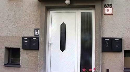 Dům podezřelého z vraždy ve Střelicích