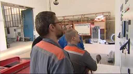 Brněnská vodní elektrárna testuje novou turbínu