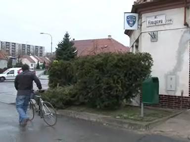 Cyklista jde z evidence kol