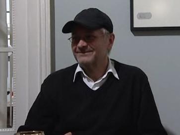 Robert Vano přivezl do Brna svoji čtyřicetiletou práci