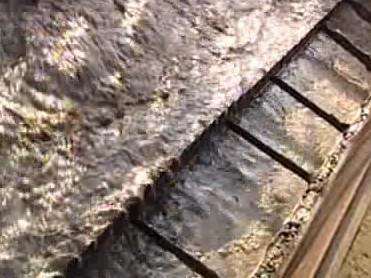 Znečištěná voda