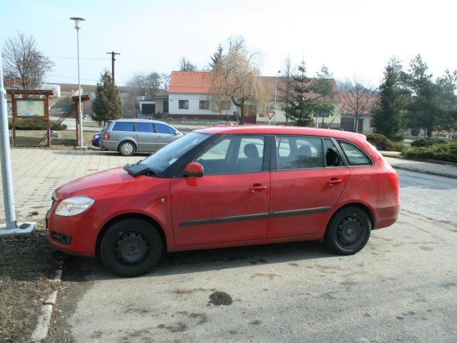 Vykradený automobil