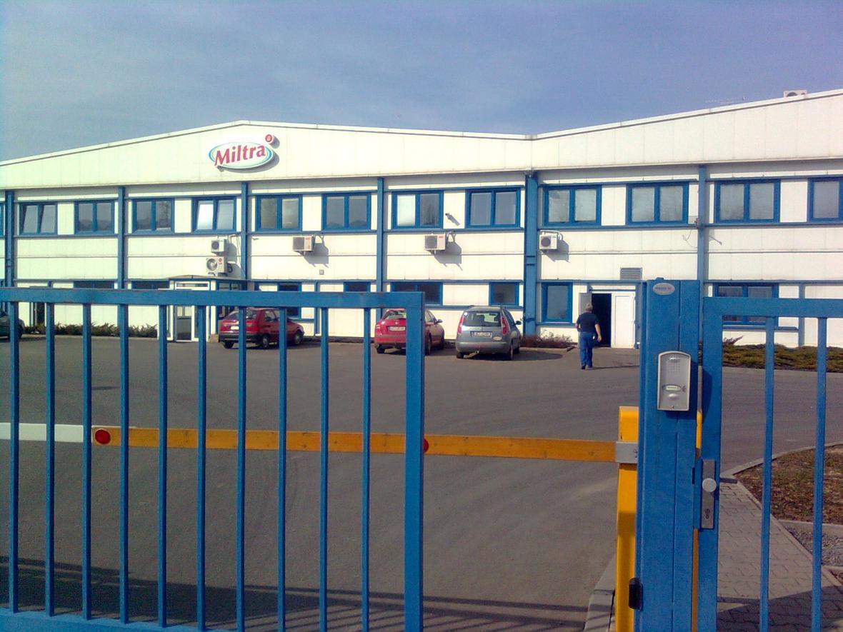 V mlékárně Miltra se otrávili dva dělníci