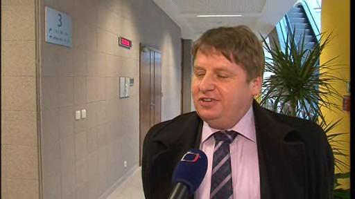 Bývalý radní Milan Venclík u soudu (archivní fotografie z roku 2010)