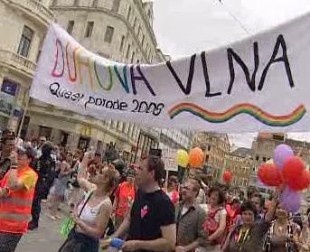 Brněnská Queer Parade