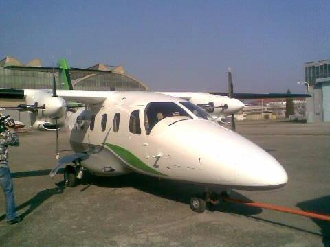V Kunovicích představili nové dopravní letadlo
