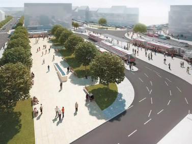 Plány Mendlovo náměstí