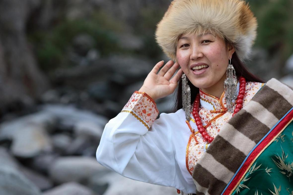 Tibet zpívá