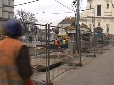 Rozkopané Brno
