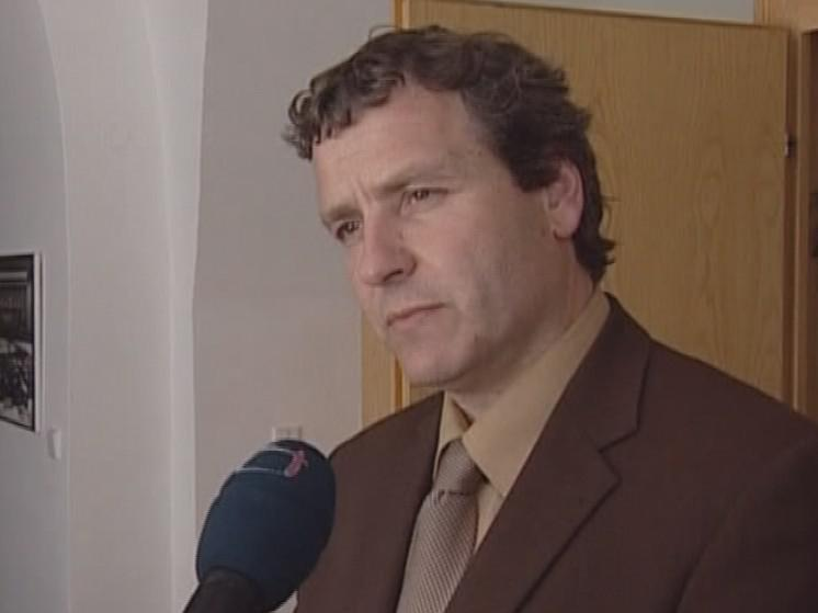 Radovan Novotný, bývalý tajemník Brna-střed
