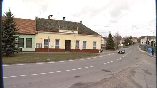 Obecní úřad v Boršicích \