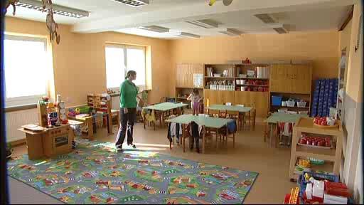 Školku v Boršicích \