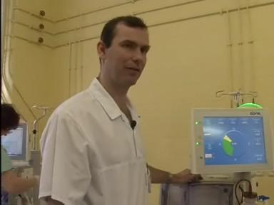Jan Svojanovský, vedoucí lékař Nefrologie a Hemodialyzačního střediska Fakultní nemocnice u sv. Anny v Brně