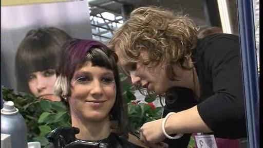 Mladé kadeřnice soutěžily na brněnském výstavišti