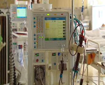 Hemodialyzační přístroj