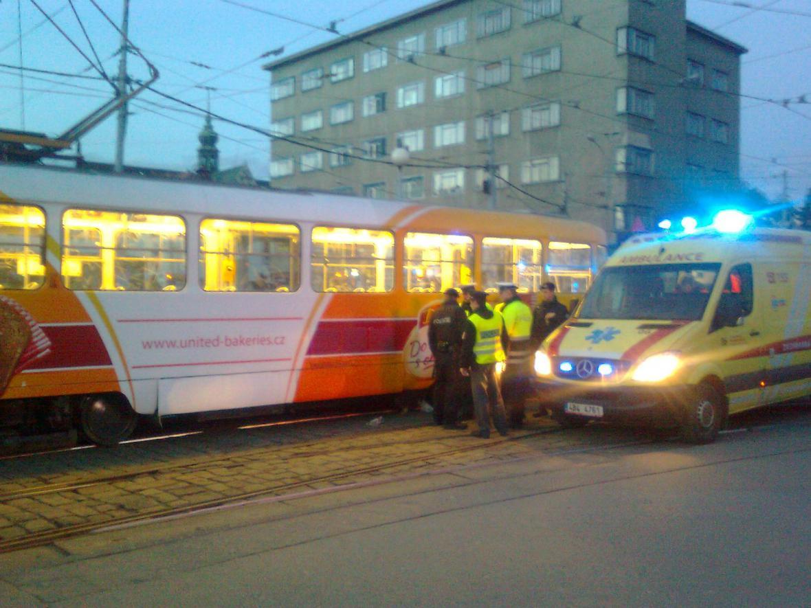 Nehoda, Mendlovo náměstí