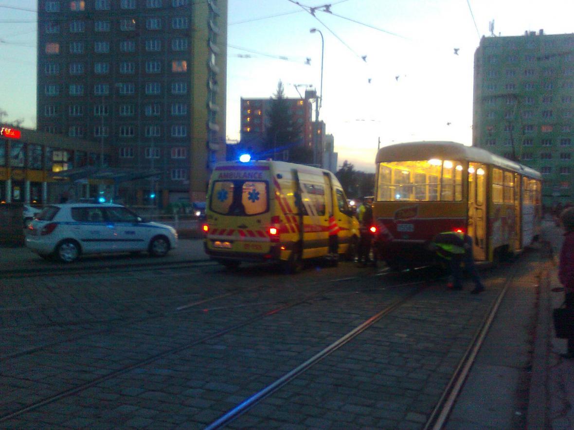 Foto nehody, Mendlovo náměstí