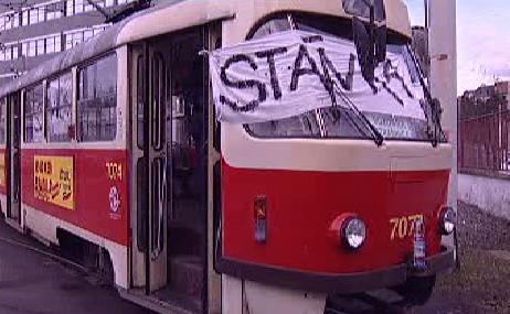 Stávka dopraváků