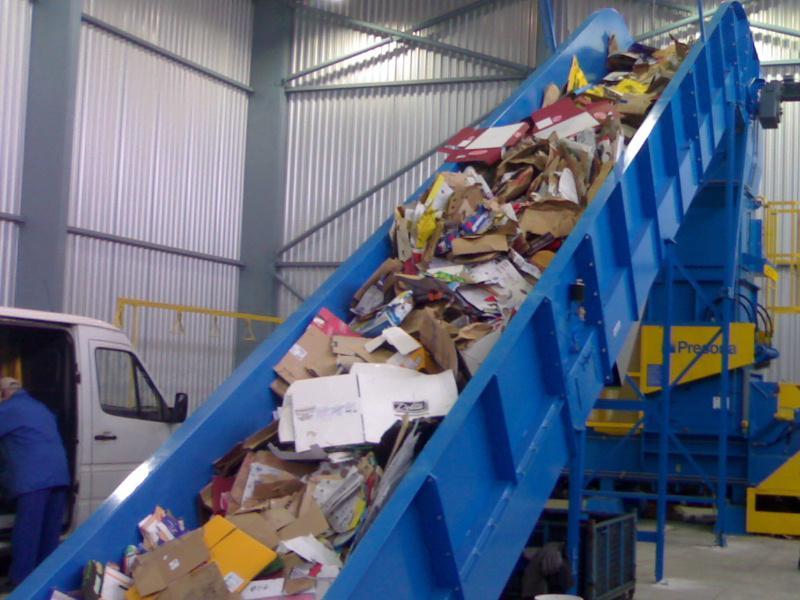 Třídění odpadu