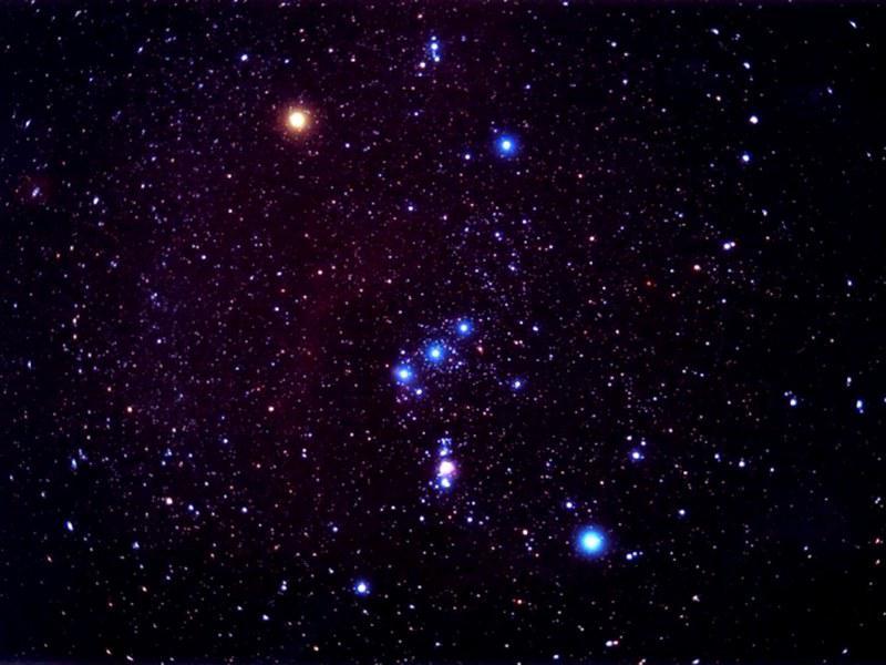 Souhvězdí Orion