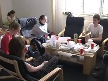 Skupina ruských studentů