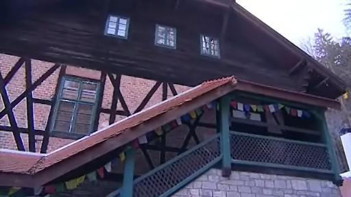 Bývalý hutní hostinec