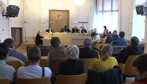 Jednání soudu v případu smrti bezdomovce