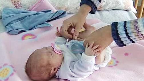 Péče o novorozeně