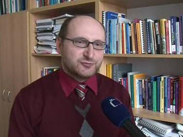 Lubomír Kopeček, politolog