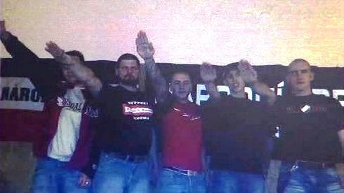 Fotografie členů Dělnické strany