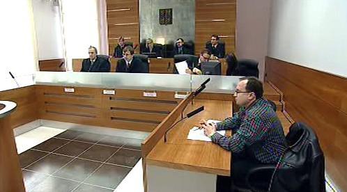 Soud o rozpuštění Dělnické strany