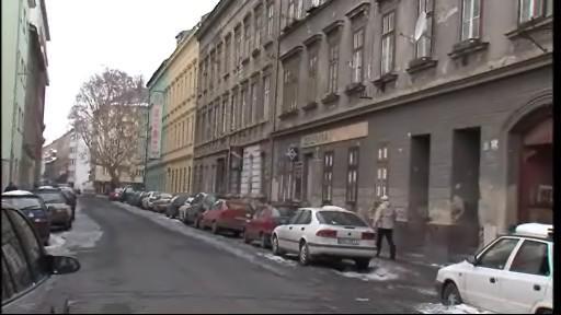 Městské domy v Brně