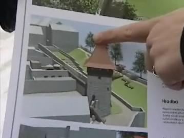 Věž ve Znojmě, plány