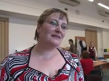 Nejoblíbenější učitelkou roku 2009 v Jihomoravském kraji je Iva Müllerová ze ZŠ v Rájci-Jestřebí