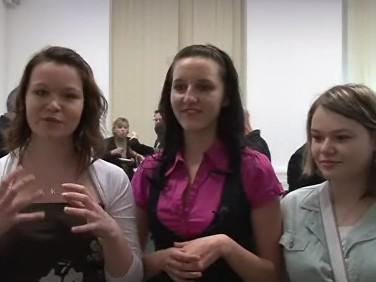 Cenu Zlatý Ámos pro rok 2009 v Jihomoravském kraji získala učitelka ze ZŠ v Rájci-Jestřebí