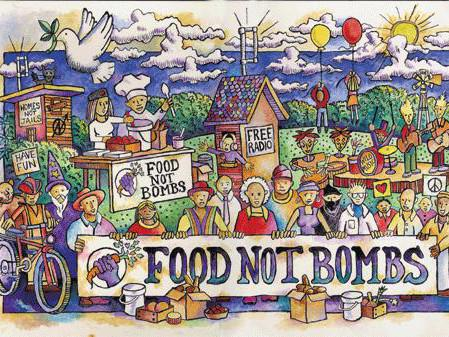 Food not bombsw