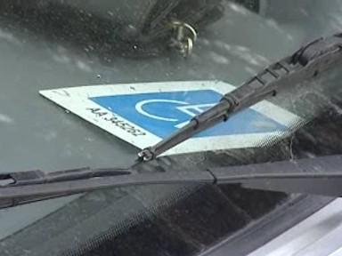 Vozíčkáři v Bučovicích