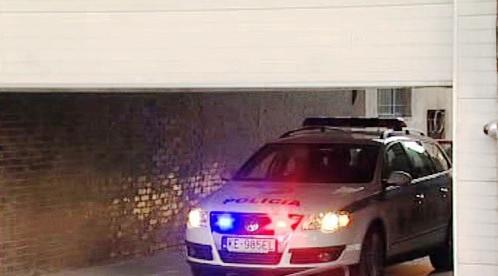 Policejní kolona