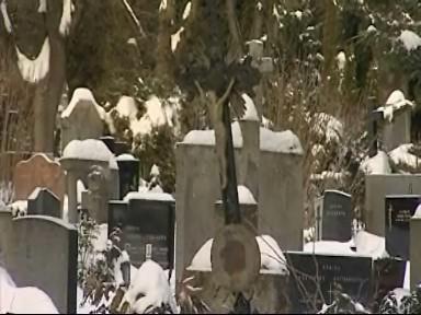 Náhrobky Ústředního hřbitova v Brně