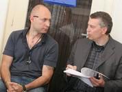 Zdeněk Plachý s Danielem Landou